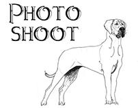 Barney & Rosie's photoshoot