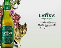 Vida Latina Website