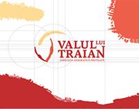 """IGP """"Valul lui Traian"""" - Logo design process"""