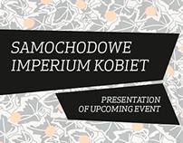 Samochodowe Imperium Kobiet - presentation of event