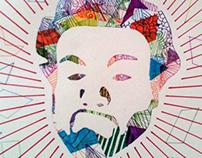 GRAPHIC DESIGN // Autoportrait, Marque