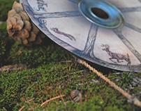 Isatha: Erdei Regék album cover