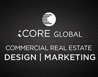 iCORE Global - Commercial Real Estate | Graphic Design