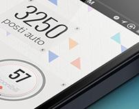 Concept App Parking // 2013