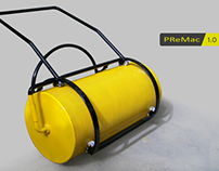 PReMac - Pot hole repairing machine