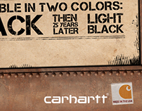Carhartt- Built To Endure Print and Outdoor