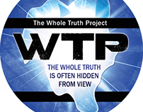 The Whole Truth Project sticker