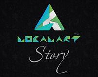 Lokalart Story