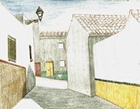 Landscape Sketch Book