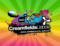 Creamfields Lisboa May'07
