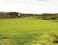 Golf Punk Magazine Spreads