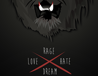 DREAM & RAGE