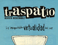 Traspatio Revista Desechable