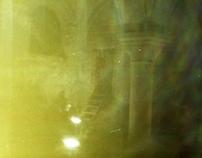 pinhole romanesque capital