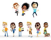 TeleListas.net Characters