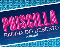 Priscilla - Rainha do Deserto, o musical