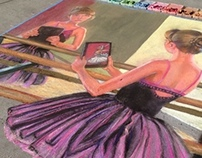 Denver Chalk Art 2013