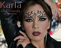 CELEBRITY FASHION SHOOT / KARLA DE LA CUESTA