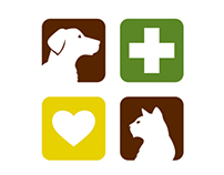 Boca Park Animal Hospital Print and Web Design