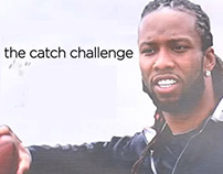 The Catch Challenge - Featuring Larry Fitzgerald