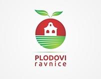 Plodovi Ravnice - Logo Design