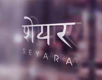 Seyara Restaurant Identity