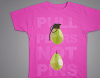 Pull Pears, Not Pins