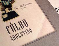 Fúlbo argentino: libro revista