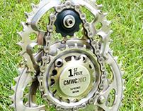 CMWC 2013, Sprint Race (man) trophy