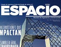 Portadas ESPACIO Magazine