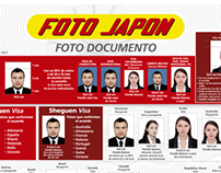 Foto Japon - Menus y Ayuda ventas