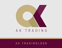 AK Trading | Logo
