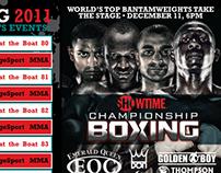 Emerald Queen Casino / Showtime Boxing Program