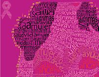 Cartel contra el cancer