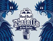 RED BULL La Batalla de los Gallos
