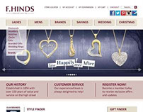 F.Hinds Digital Campaign Project