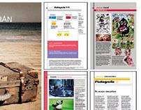 Editorial de Revista de Diseño