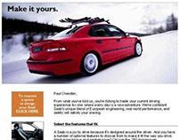 Saab Personal URL