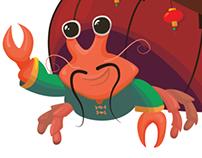 Hermit Crabs From Around the World