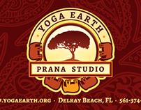 Yoga Earth Branding