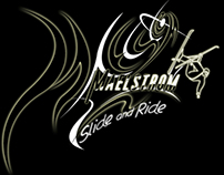 Logo Design for Maelstrom Slide and Ride