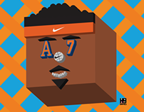 BOXKITMAN SERIES - NBA BASKETBALL [H9 X NIKE HOOPCITY]