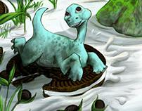 Oreo Sauropods