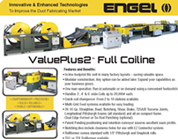 Engel Full Coiline Ad for SNIPS Magazine