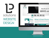 LP Solutions | Website