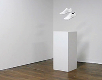 illuminimal – Audiovisual Footwear Projection Mapping