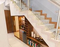 Reforma em apartamento. Arquitetura. Apresentação.