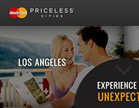 Master Card | Priceless Cities