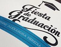 Graduación Dafhne Heredia
