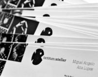 Logótipo & Aplicações - Factótum:atelier